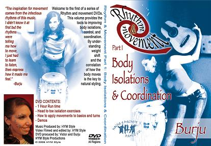 Body Isolations and Coordination by Burju Burju10