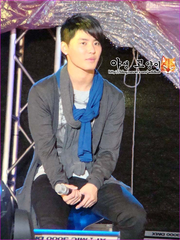 Xiah Junsu 2010