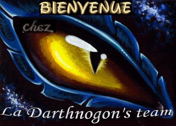 Les clans de la Darthnogon's team !