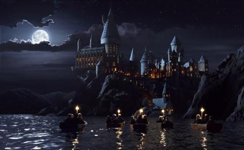 Hogwarts Cadılık Ve Büyücülük Okulu