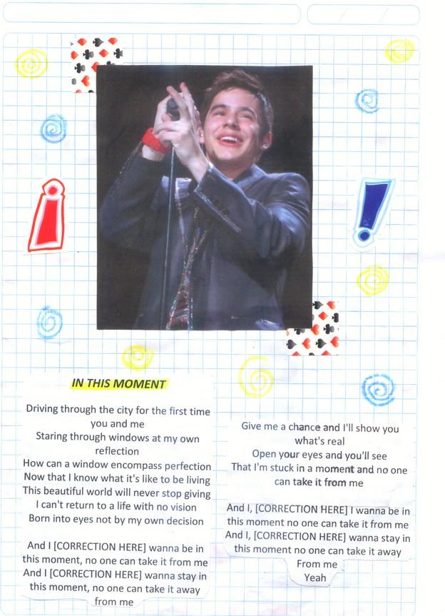 chan chan chan...xD Ahora mi Archie-cuaderno! ^^ 1010