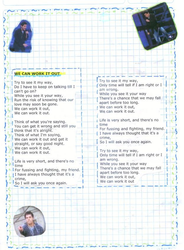chan chan chan...xD Ahora mi Archie-cuaderno! ^^ 710