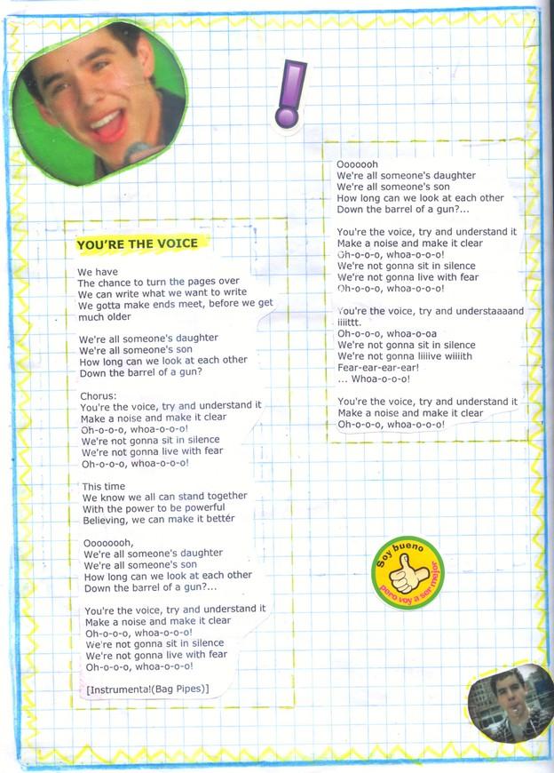 chan chan chan...xD Ahora mi Archie-cuaderno! ^^ 810