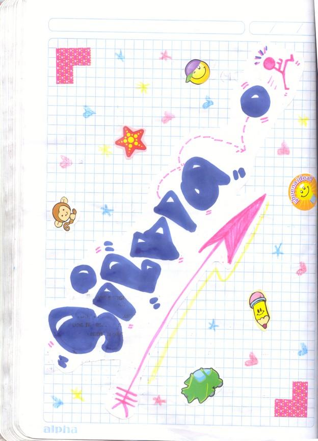 chan chan chan...xD Ahora mi Archie-cuaderno! ^^ 910