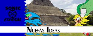Nuevas ideas