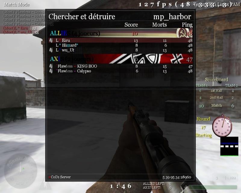 Logik vs Flawless Shot0053
