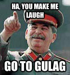 Petit papa Staline - ou doit-on avoir des connaissances ou juste de l'éthique en poésie.  10847810
