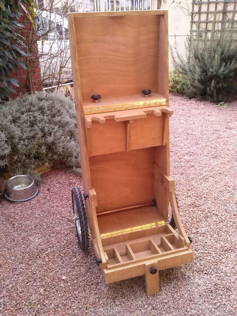 la valise gun cart  Cam02217
