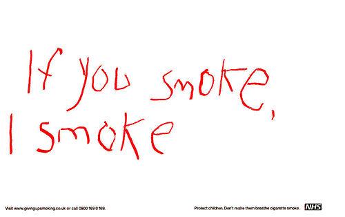 NHS anti smoking adverts If_you10