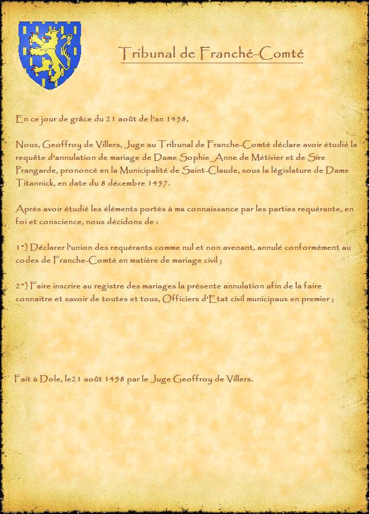[Clos]Demande de divorce civil de Sophie-Anne de Metivier Annula10