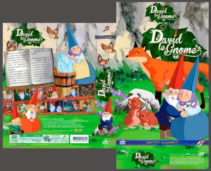 Coffrets DVD David le Gnome 19996110