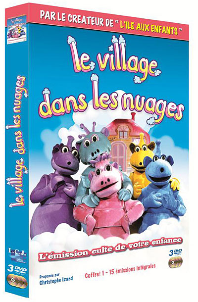 Sortie Coffret DVD Le village dans les nuages 35504610
