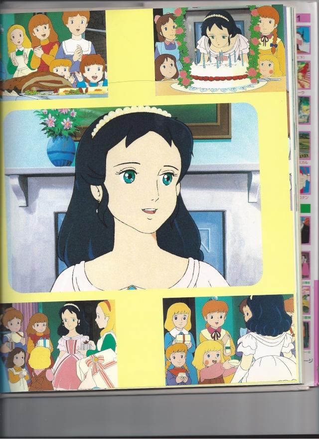 Artbook Princesse Sarah 4412