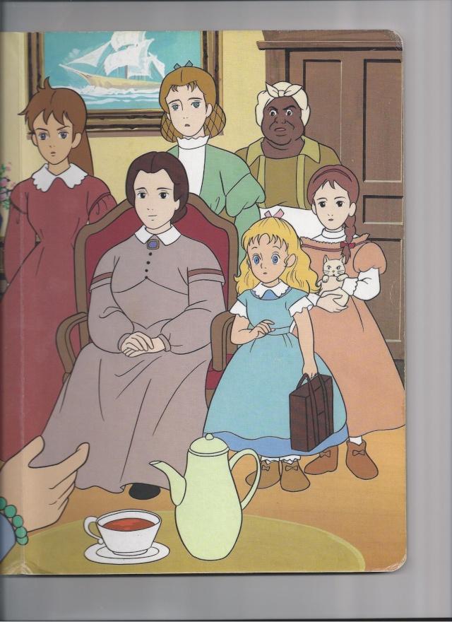 Livre Les 4 filles du Docteur March (version Nippon Animation) 5513