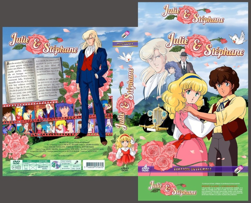 Coffret DVD Julie et Stéphane - Page 2 56417110