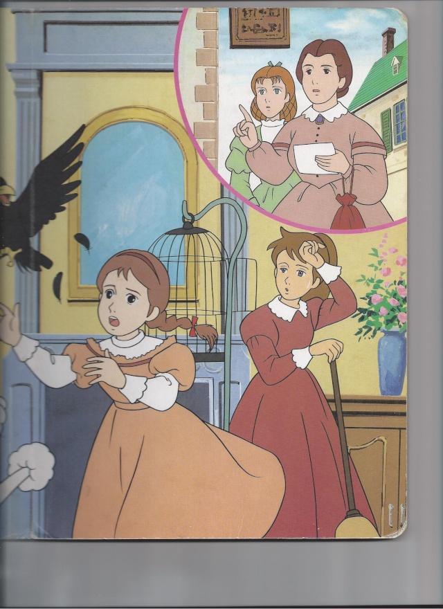 Livre Les 4 filles du Docteur March (version Nippon Animation) 6613