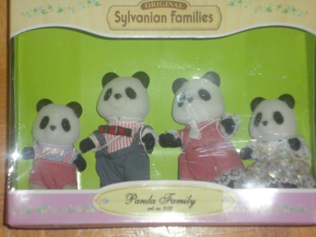 Ma petite collection Sylvanians Fammilies Dsc01010