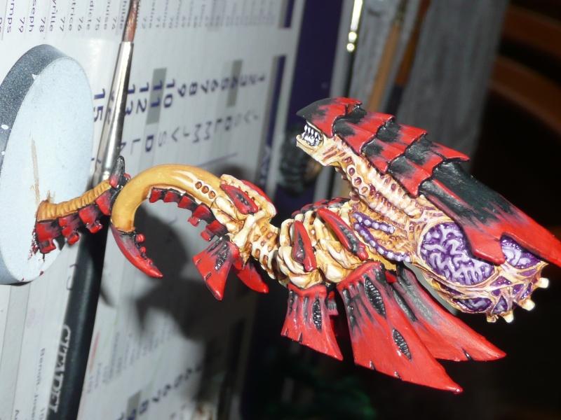 [ W40k : TyTy ] : Flotte ruche kraken P1070213