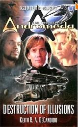 ANDROMEDA, OS LIVROS:  1 - Destruction of Illusions Destru11