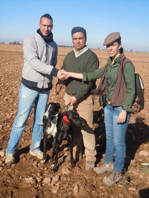 Juan Carlos et ses galgos Avec_s10