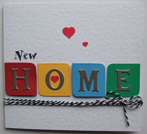 New Home card  12_mar10