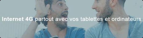 Bouyues Telecom propose à ses clients le Forfait Internet Nomad 6Go à 1€/mois 14258910