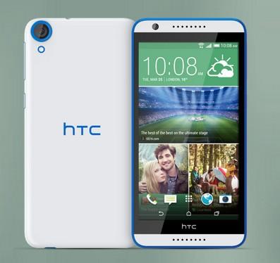 Le HTC Desire 820 disponible chez Bouygues Telecom à partir de 9€90  Htcdes10