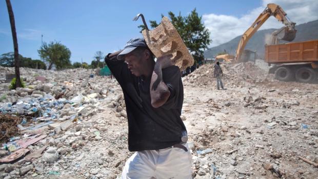 HAITIANS DEMAND ACCOUNTABILITY! (CBC interview) Haiti-10