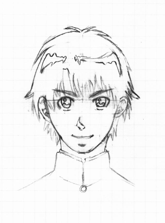 mes dessins :p Dessin14