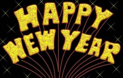 Happy New Year Ny543210