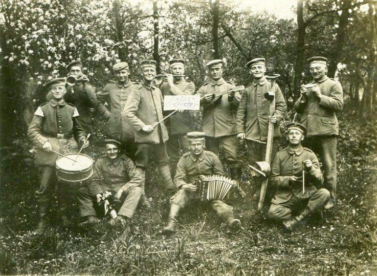 Les CBG en photos vintages 191710