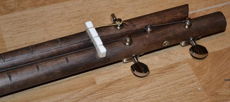 Lap Steel Cigar Box Guitar  Dsc_1319