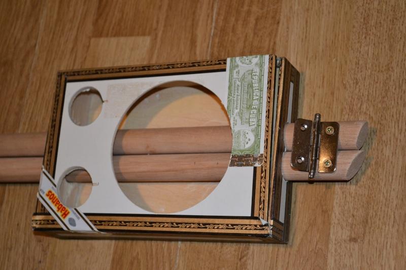 Lap Steel Cigar Box Guitar  Dsc_1410