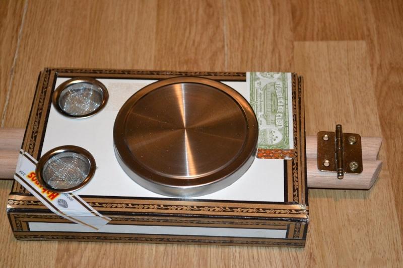Lap Steel Cigar Box Guitar  Dsc_1510