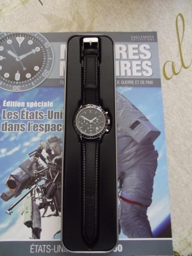 Collection montres militaires Hors série n°1 Les  états-unis dans l'espace Dscf4527