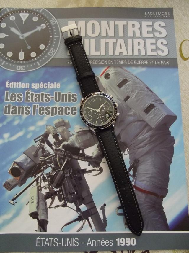 Collection montres militaires Hors série n°1 Les  états-unis dans l'espace Dscf4528