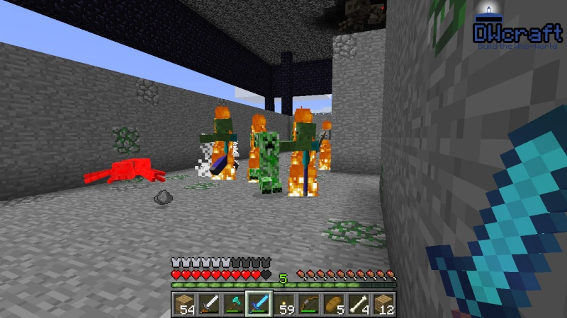 [ARCHIVES] (Mai 2012) Map aventure #1 Canopy Carnage S111