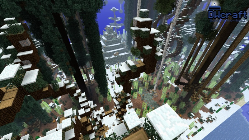 [ARCHIVES] (Mai 2012) Map aventure #1 Canopy Carnage S610
