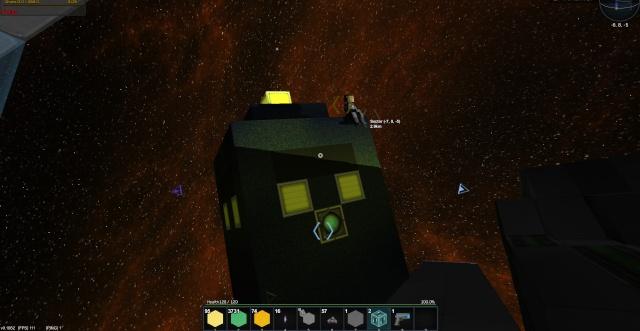 Starmade, la version SF de Minecraft Sm210