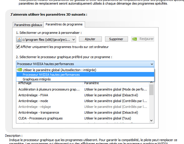 [PC portable + Nvidia] Comment augmenter le nombre de FPS drastiquement. Tutonv12