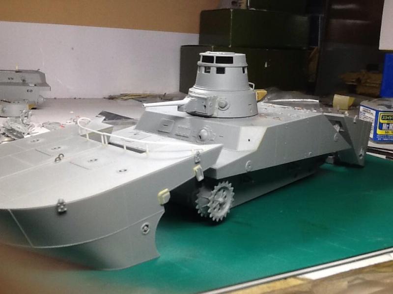 Ka-Mi with pontoons 11026410