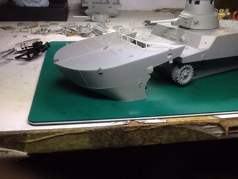 Ka-Mi with pontoons 11040210