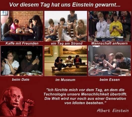 Schon Einstein wusste es... Handy_10