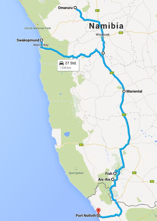 Urlaub in Namibia - Seite 3 Tour10