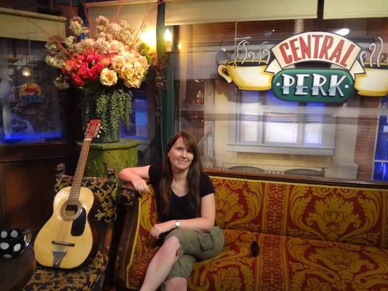 Notre visite au Central Perk Dsc00911