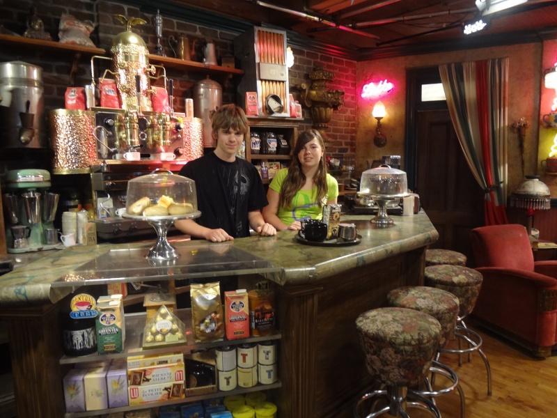 Notre visite au Central Perk Dsc00913