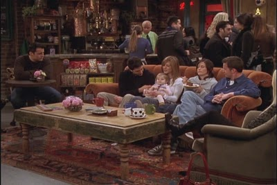 Notre visite au Central Perk Friend10