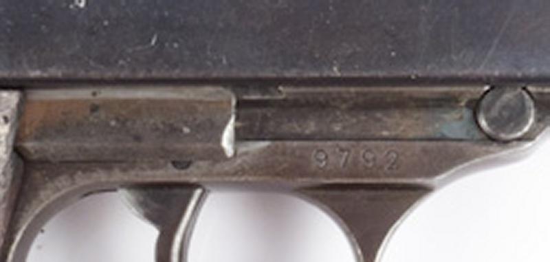P38 la suite logique le HP 979210