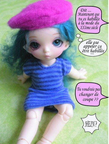 "Circé & ""Friends"" :News : Lichen le Korrigan p.4 112"