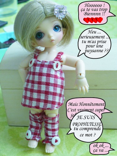 "Circé & ""Friends"" :News : Lichen le Korrigan p.4 416"